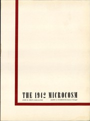 Page 5, 1942 Edition, Dickinson College - Microcosm Yearbook (Carlisle, PA) online yearbook collection