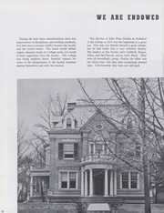 Page 11, 1949 Edition, Dickinson College - Microcosm Yearbook (Carlisle, PA) online yearbook collection