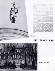 Page 15, 1949 Edition, Dickinson College - Microcosm Yearbook (Carlisle, PA) online yearbook collection