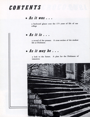 Page 5, 1949 Edition, Dickinson College - Microcosm Yearbook (Carlisle, PA) online yearbook collection