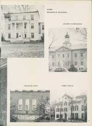 Page 17, 1952 Edition, Dickinson College - Microcosm Yearbook (Carlisle, PA) online yearbook collection