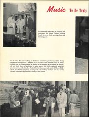 Page 10, 1957 Edition, Dickinson College - Microcosm Yearbook (Carlisle, PA) online yearbook collection