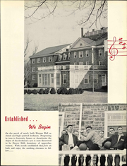 Page 13, 1957 Edition, Dickinson College - Microcosm Yearbook (Carlisle, PA) online yearbook collection