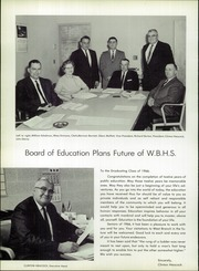 Page 16, 1966 Edition, West Branch High School - Warrior Yearbook (Beloit, OH) online yearbook collection