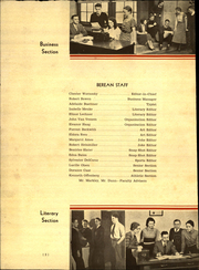 Page 6, 1933 Edition, Berea High School - Berean Yearbook (Berea, OH) online yearbook collection