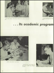 Page 14, 1960 Edition, Berea High School - Berean Yearbook (Berea, OH) online yearbook collection