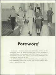 Page 8, 1960 Edition, Berea High School - Berean Yearbook (Berea, OH) online yearbook collection