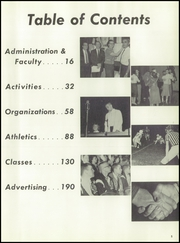 Page 9, 1960 Edition, Berea High School - Berean Yearbook (Berea, OH) online yearbook collection