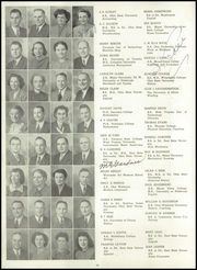 Page 14, 1948 Edition, Massillon Washington High School - Massillonian Yearbook (Massillon, OH) online yearbook collection