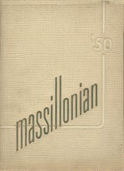 1950 Edition, Massillon Washington High School - Massillonian Yearbook (Massillon, OH)