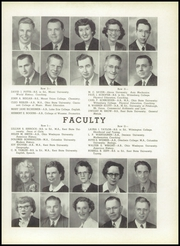 Page 17, 1950 Edition, Massillon Washington High School - Massillonian Yearbook (Massillon, OH) online yearbook collection