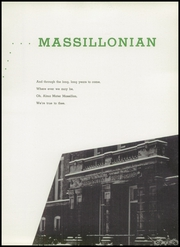 Page 9, 1950 Edition, Massillon Washington High School - Massillonian Yearbook (Massillon, OH) online yearbook collection