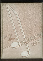 1952 Edition, Massillon Washington High School - Massillonian Yearbook (Massillon, OH)
