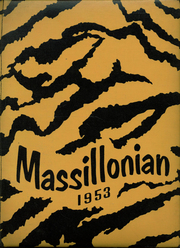1953 Edition, Massillon Washington High School - Massillonian Yearbook (Massillon, OH)