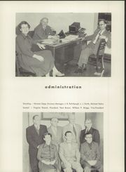 Page 14, 1953 Edition, Massillon Washington High School - Massillonian Yearbook (Massillon, OH) online yearbook collection