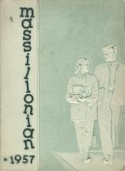 1957 Edition, Massillon Washington High School - Massillonian Yearbook (Massillon, OH)