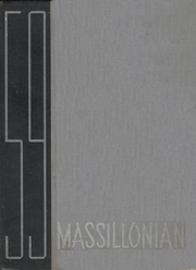 1959 Edition, Massillon Washington High School - Massillonian Yearbook (Massillon, OH)
