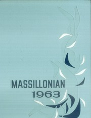 1963 Edition, Massillon Washington High School - Massillonian Yearbook (Massillon, OH)