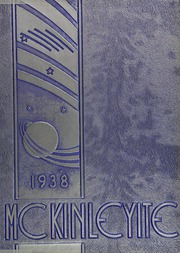 Page 1, 1938 Edition, McKinley High School - McKinleyite Yearbook (Canton, OH) online yearbook collection