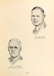 Page 17, 1938 Edition, McKinley High School - McKinleyite Yearbook (Canton, OH) online yearbook collection