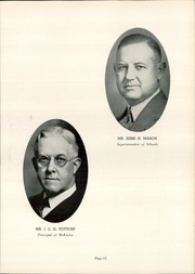 Page 17, 1940 Edition, McKinley High School - McKinleyite Yearbook (Canton, OH) online yearbook collection
