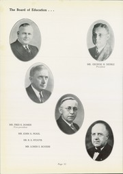Page 16, 1941 Edition, McKinley High School - McKinleyite Yearbook (Canton, OH) online yearbook collection