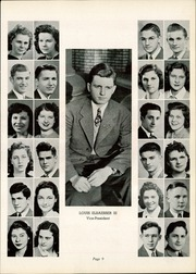 Page 15, 1942 Edition, McKinley High School - McKinleyite Yearbook (Canton, OH) online yearbook collection