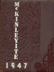 McKinley High School - McKinleyite Yearbook (Canton, OH) online yearbook collection, 1947 Edition, Page 1