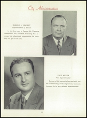 Page 17, 1950 Edition, McKinley High School - McKinleyite Yearbook (Canton, OH) online yearbook collection
