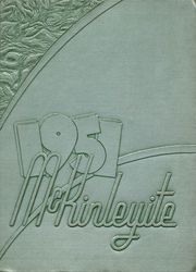 1951 Edition, McKinley High School - McKinleyite Yearbook (Canton, OH)