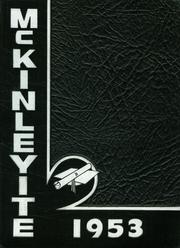 1953 Edition, McKinley High School - McKinleyite Yearbook (Canton, OH)
