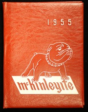1955 Edition, McKinley High School - McKinleyite Yearbook (Canton, OH)