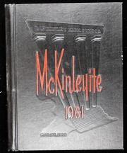1961 Edition, McKinley High School - McKinleyite Yearbook (Canton, OH)
