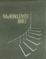 1967 Edition, McKinley High School - McKinleyite Yearbook (Canton, OH)
