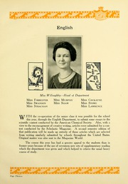 Page 17, 1926 Edition, Woodward High School - Saga Yearbook (Toledo, OH) online yearbook collection