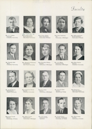 Page 15, 1940 Edition, Woodward High School - Saga Yearbook (Toledo, OH) online yearbook collection