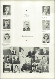 Page 13, 1944 Edition, Woodward High School - Saga Yearbook (Toledo, OH) online yearbook collection