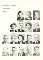 Page 11, 1953 Edition, Woodward High School - Saga Yearbook (Toledo, OH) online yearbook collection
