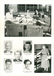 Page 14, 1953 Edition, Woodward High School - Saga Yearbook (Toledo, OH) online yearbook collection