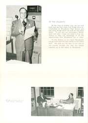 Page 16, 1953 Edition, Woodward High School - Saga Yearbook (Toledo, OH) online yearbook collection