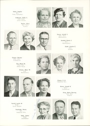 Page 17, 1953 Edition, Woodward High School - Saga Yearbook (Toledo, OH) online yearbook collection