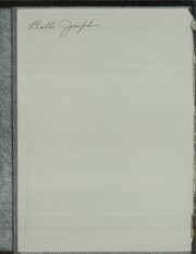 Page 2, 1953 Edition, Woodward High School - Saga Yearbook (Toledo, OH) online yearbook collection