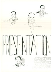 Page 6, 1953 Edition, Woodward High School - Saga Yearbook (Toledo, OH) online yearbook collection
