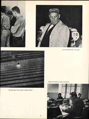 Page 15, 1963 Edition, Woodward High School - Saga Yearbook (Toledo, OH) online yearbook collection