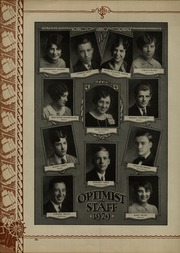 Page 14, 1929 Edition, Middletown High School - Optimist Yearbook (Middletown, OH) online yearbook collection