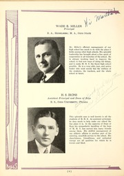 Page 14, 1930 Edition, Middletown High School - Optimist Yearbook (Middletown, OH) online yearbook collection