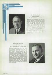 Page 16, 1931 Edition, Middletown High School - Optimist Yearbook (Middletown, OH) online yearbook collection