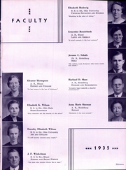 Page 17, 1935 Edition, Middletown High School - Optimist Yearbook (Middletown, OH) online yearbook collection