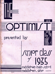 Page 5, 1935 Edition, Middletown High School - Optimist Yearbook (Middletown, OH) online yearbook collection