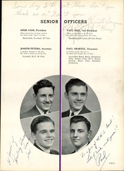 Page 23, 1938 Edition, Middletown High School - Optimist Yearbook (Middletown, OH) online yearbook collection